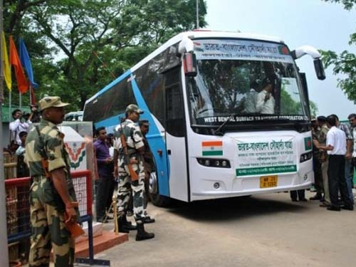 Government reviews India-Bangladesh passenger bus service to strengthen transport facility