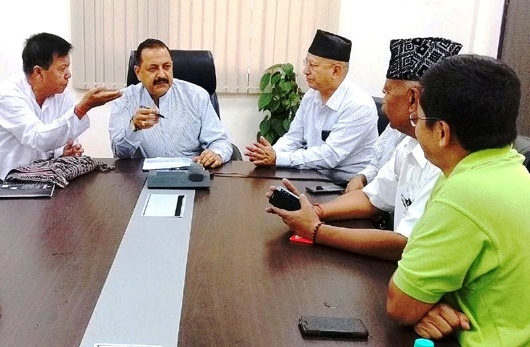 Gorkha community served nation in most difficult times and are an example for others: Jitendra