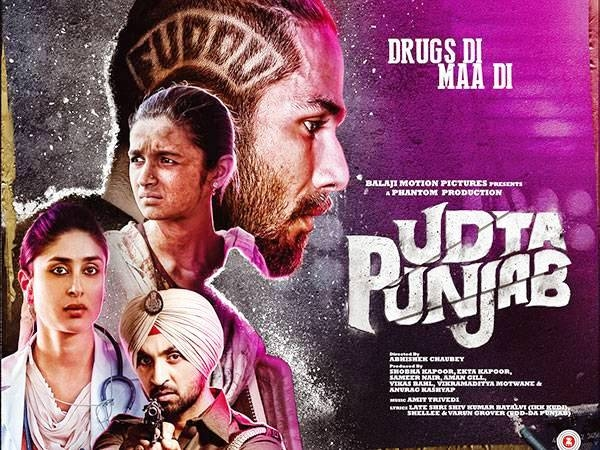 Central Board of Film Certification clears Bollywood film 'Udta Punjab' under 'A' category