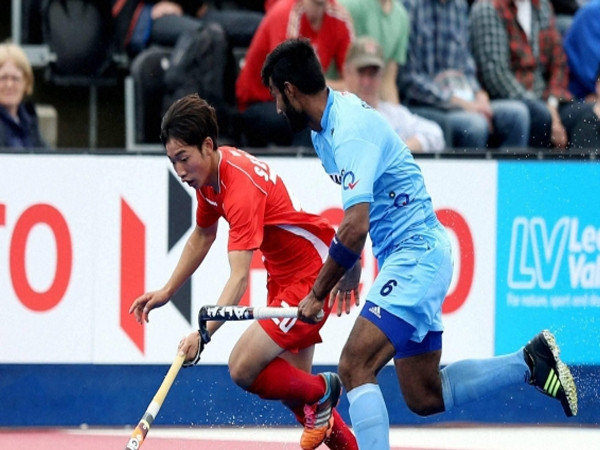 India Defeats South Korea by 2-1 at Champions Trophy League; qualifies for finals