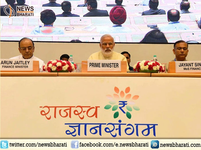 PM Modi outlines a five-point charter for efficient tax administrators at 'Rajasva Gyan Sangam'