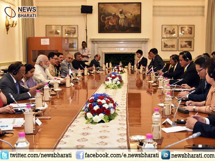 PM Modi holds delegation level talks with Thai counterpart; both nations ink 2 agreements in culture and education