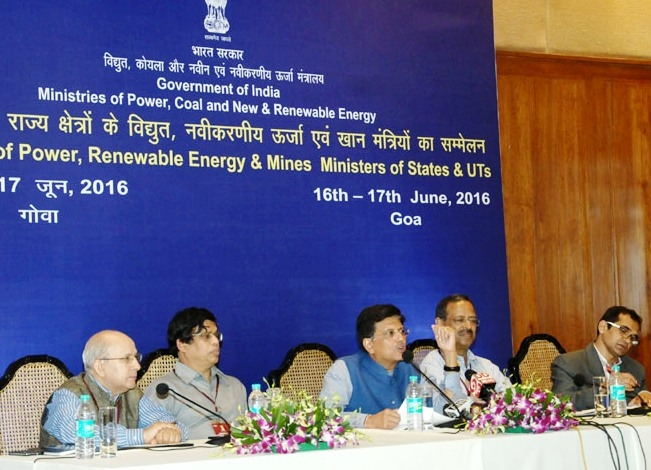 All states agree to provide power to all households in 18452 villages by May 2017: Goyal