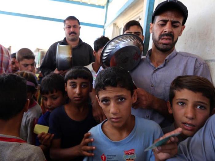 Islamic state uses 400 Fallujah families as human shields: UN