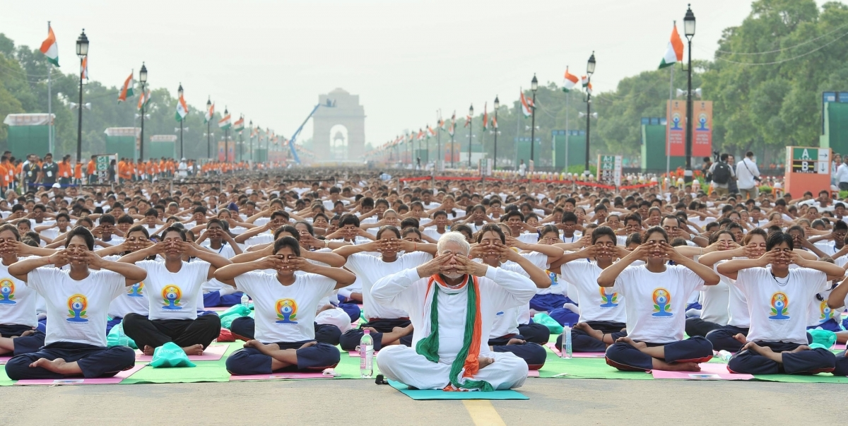 World will further recognize Yoga as a vital contribution of India says Shripad Naik