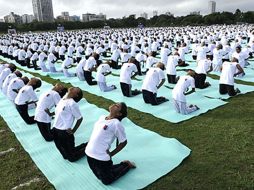 Yoga practitioners increased by 30% across metro cities in the country reveals ASSOCHAM survey