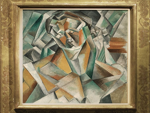 Picasso' art becomes most expensive cubist painting; 'Femme Assise' sold for $ 63.7 million