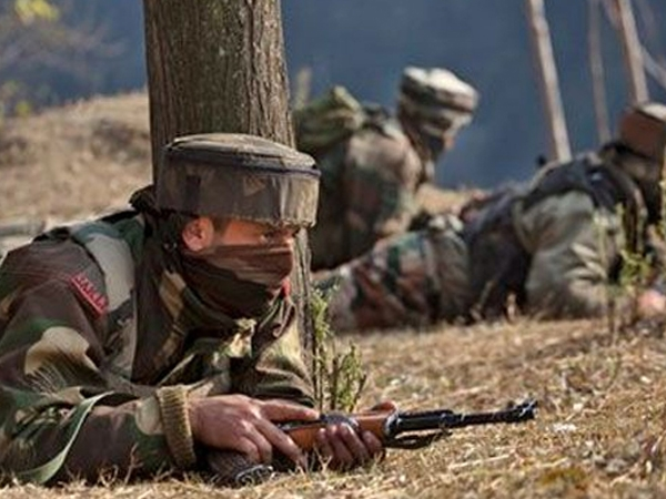 Seven militants killed in a gun battle with security forces in north Kashmir's Kupwara region