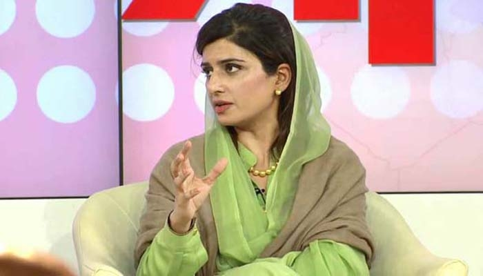 Pakistan cannot conquer Kashmir through war: Hina Rabbani Khar