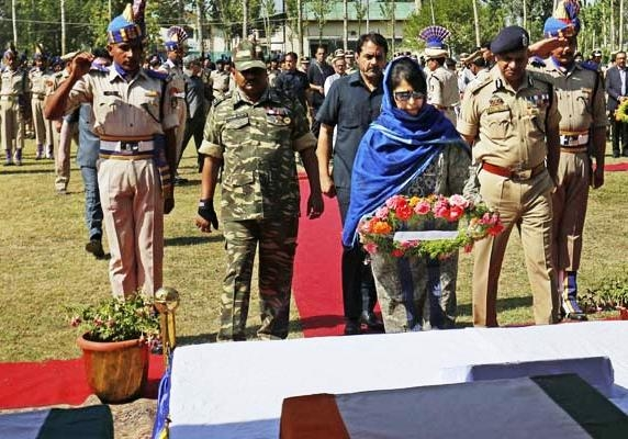 Ashamed of bloodshed during Ramzan; Kashmir getting defamed by these acts: Mehbooba Mufti