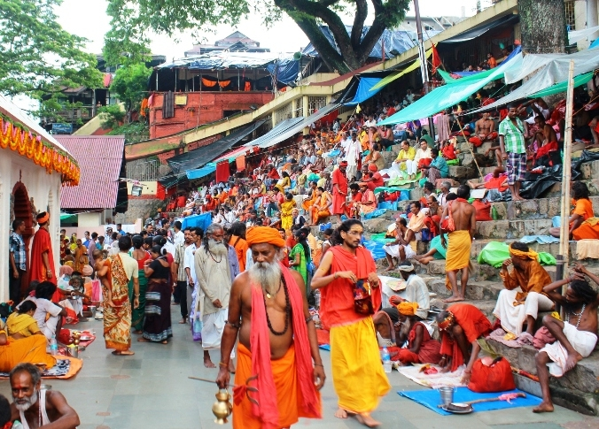 Assam's famous Kamakhya Temple receives an aid Rs. 25 crore for infrastructure and development