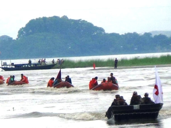 Exercise 'Jalrahat' commences in Assam; to enhance relief operations during Floods