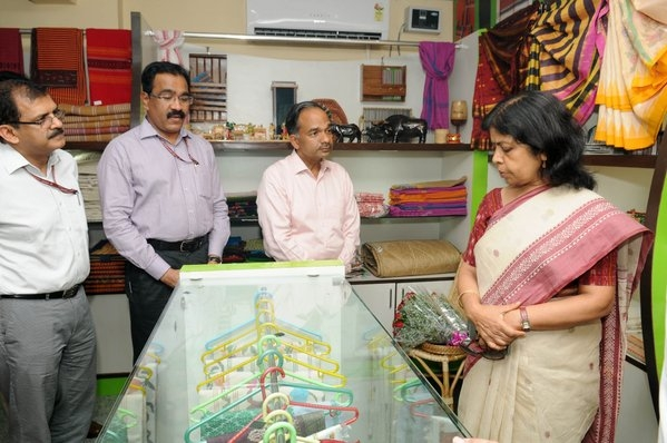 'Purbashree Emporium' inaugurated in national capital to promote North-Eastern handicrafts