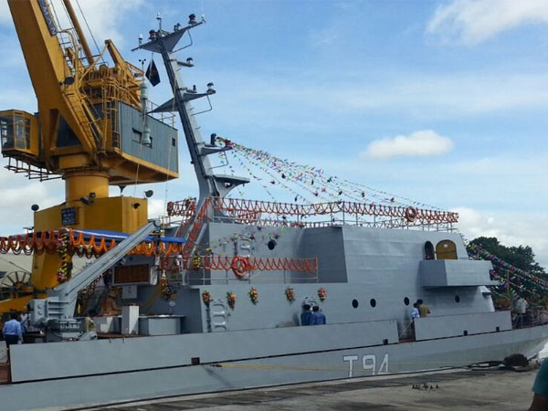 GRSE launches Water Jet Fast Attack Craft in Kolkata, sets new milestone in shipbuilding