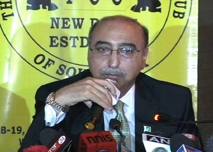 Pak envoy advocates dialogue for lasting peace with India