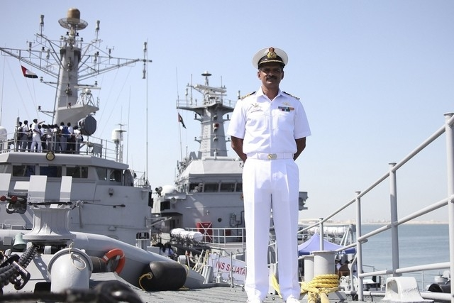 Indian Navy pledges 1.5 per cent of its works budget towards renewable energy generation
