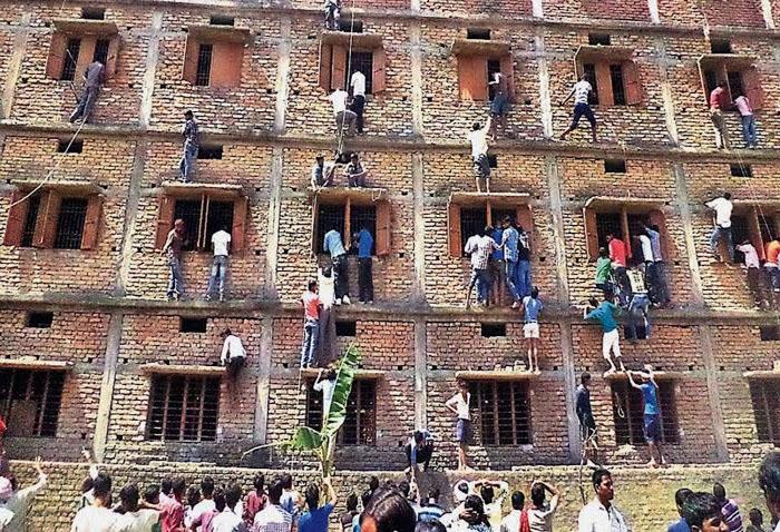 Bihar's schools of scandal