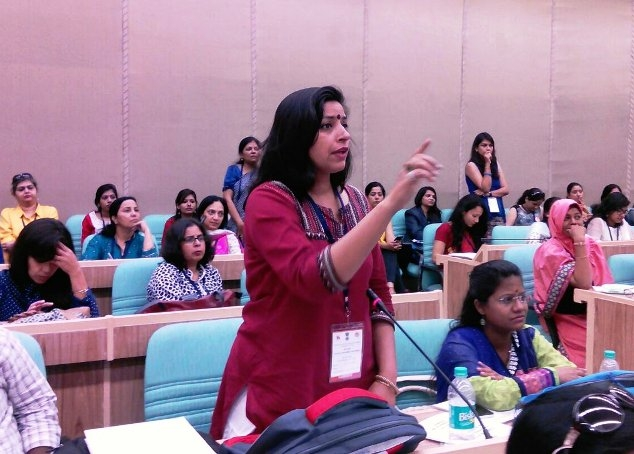 Maneka says women journalists are agents of social change; urges them to act as a two-way communication channel