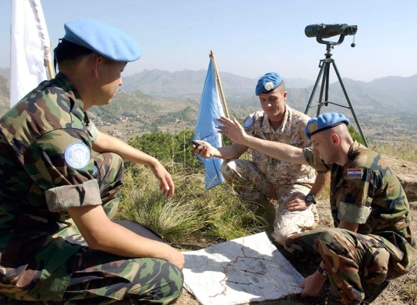 UN appoints Swedish Major General to monitor ceasefire line between India and Pakistan