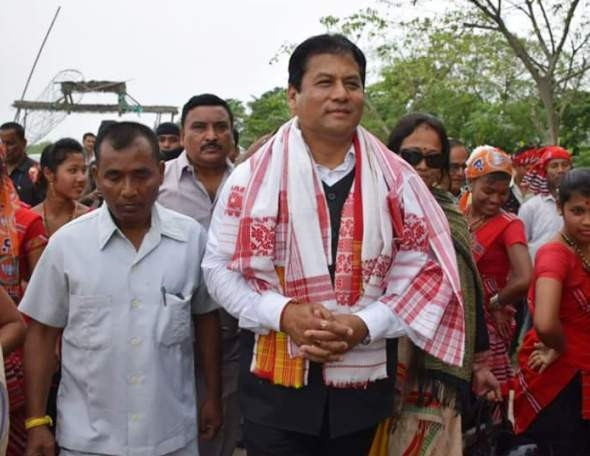 Assam CM Sonowal directs officials to repair all the roads of Barak Valley within next three months