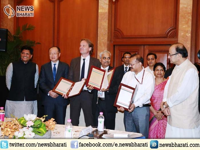 India and World Bank sign deal to boost solar power generation for climate-friendly future