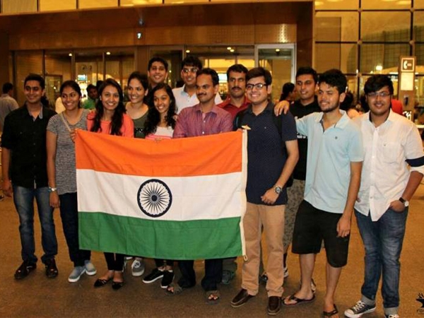 Indian students shine at NASA; wins team spirit award in remotely operated vehicles competition