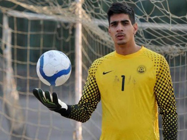 Gurpreet Singh creates history as first Indian player to play in Europa League