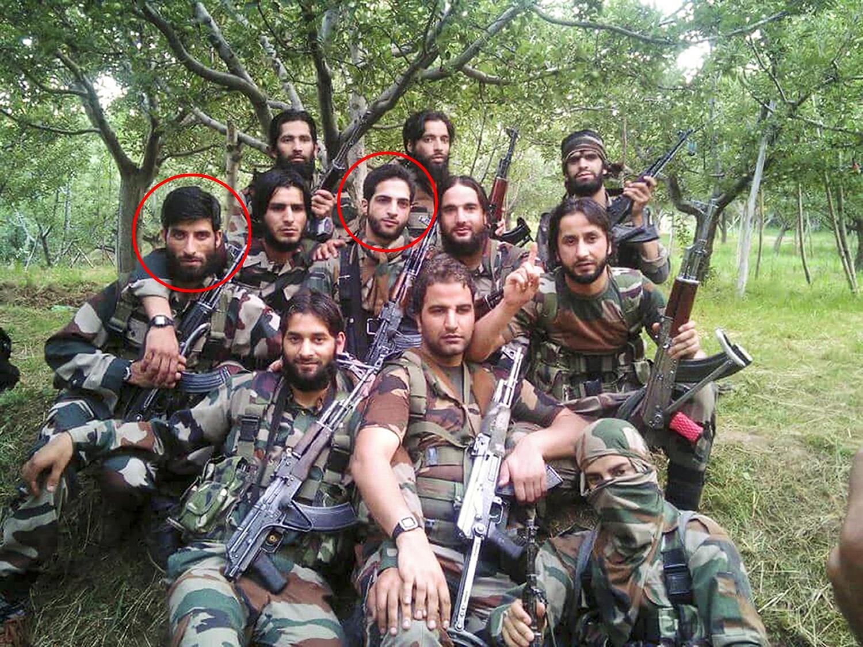 Hizbul Mujahideen appoints 'Mehmood Ghaznavi' as leader post Burhan Wani' death