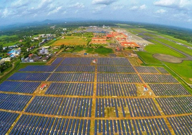 Civil Aviation Ministry gears up for solar-power generation plans at airports across the nation