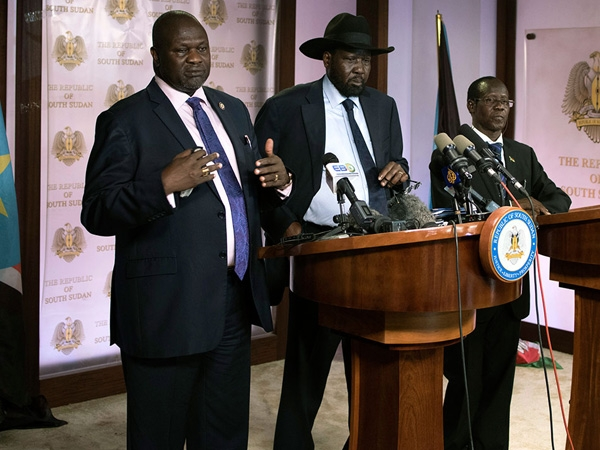 South Sudan: Clash between Prez and Vice Prez soldiers led 150 dead and dozens wounded