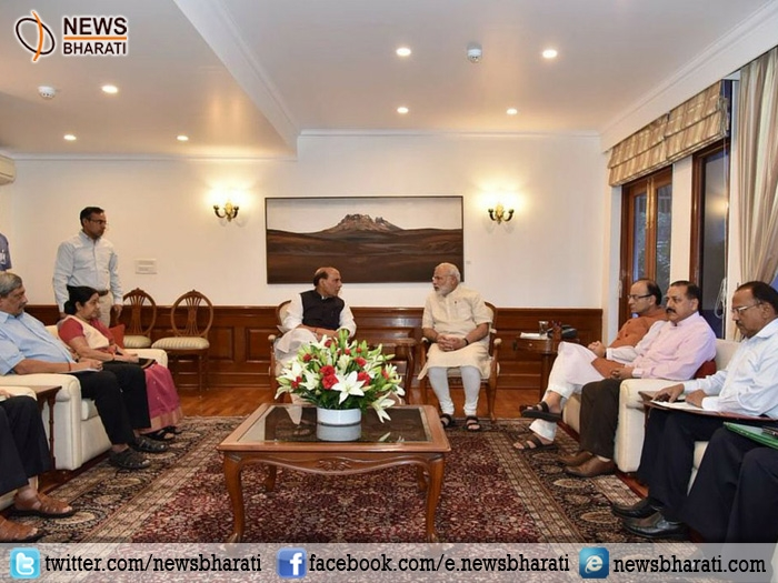 PM Modi assesses situation in J&K ; assures that no innocent would be harmed
