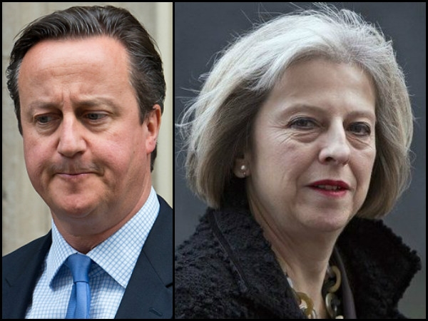 Britain to get leadership of 'Theresa May' after resignation of Prime Minister David Cameron
