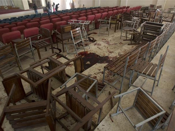 Mastermind of Peshawar army school attack killed in drone attack led by US