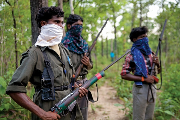 Six Maoists killed in an encounter in latehar district of Jharkhand