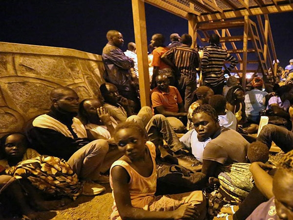 South Sudan's President Kiir orders ceasefire after intense fighting in Juba