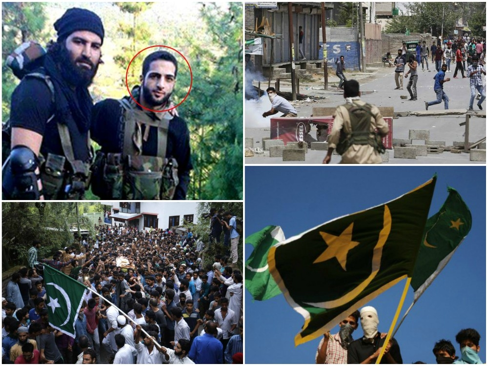 Time to get real on the Burhan Wani episode