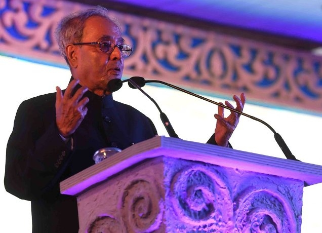 'Darjeeling is mini India and not merely a simple geographic expression', says Prez Mukherjee