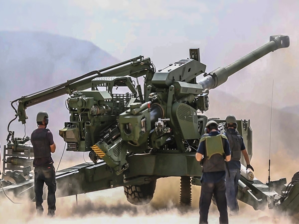 DRDO successfully tests Advanced Artillery Gun System at Balasore