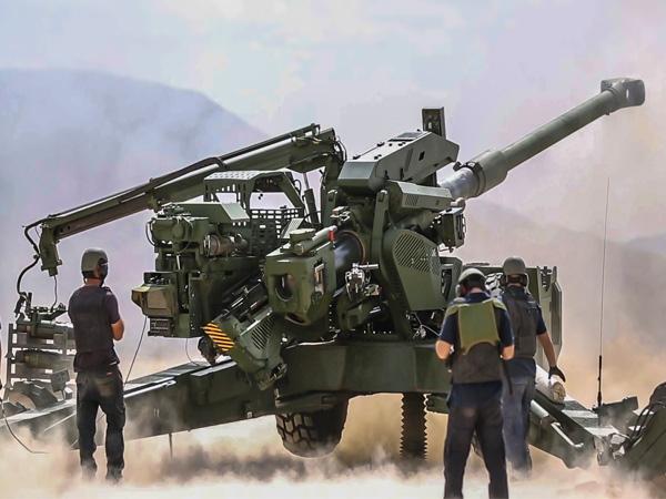 DRDO successfully tests Advanced Artillery Gun System at Balasore