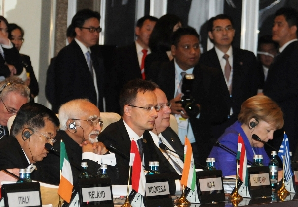 ASEM Summit promotes multi-dimensional connectivity between Asia and Europe: Ansari