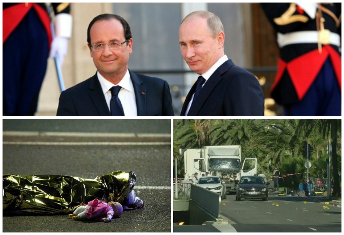 Russia ready to join 'war on terrorism' with France: Putin tells Hollande