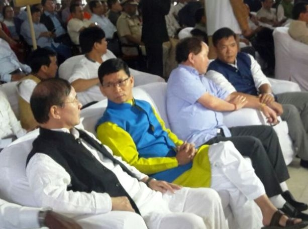 Pul congratulates newly elected Arunachal CM; says state can reach heights by collective efforts