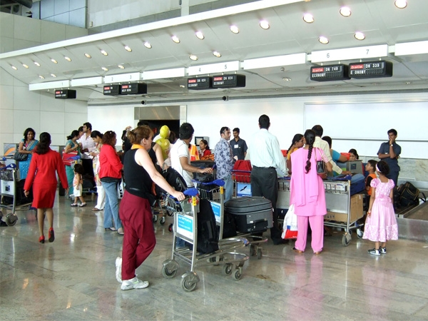 'No stamping' of hand baggage! Flee without getting stuck at security booths at airports