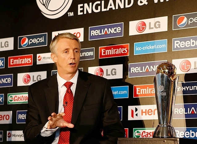 Steve Elworthy appointed as Managing Director of ICC Cricket World Cup 2019
