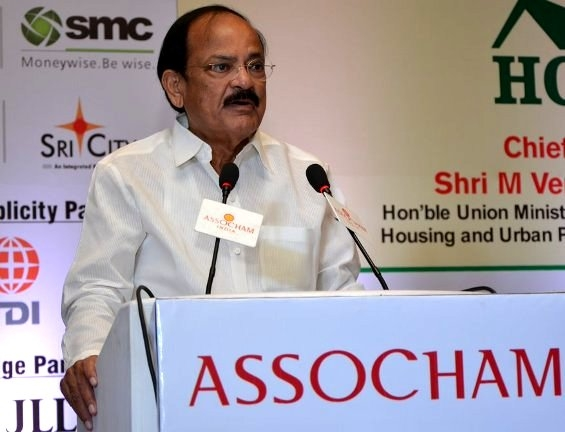 Govt making all efforts to boost Housing Finance Sector to meet goal of 'Housing for All': Venkaiah