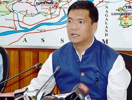 Arunachal CM Pema Khandu visits Secretariat buildings, calls for strict security arrangement