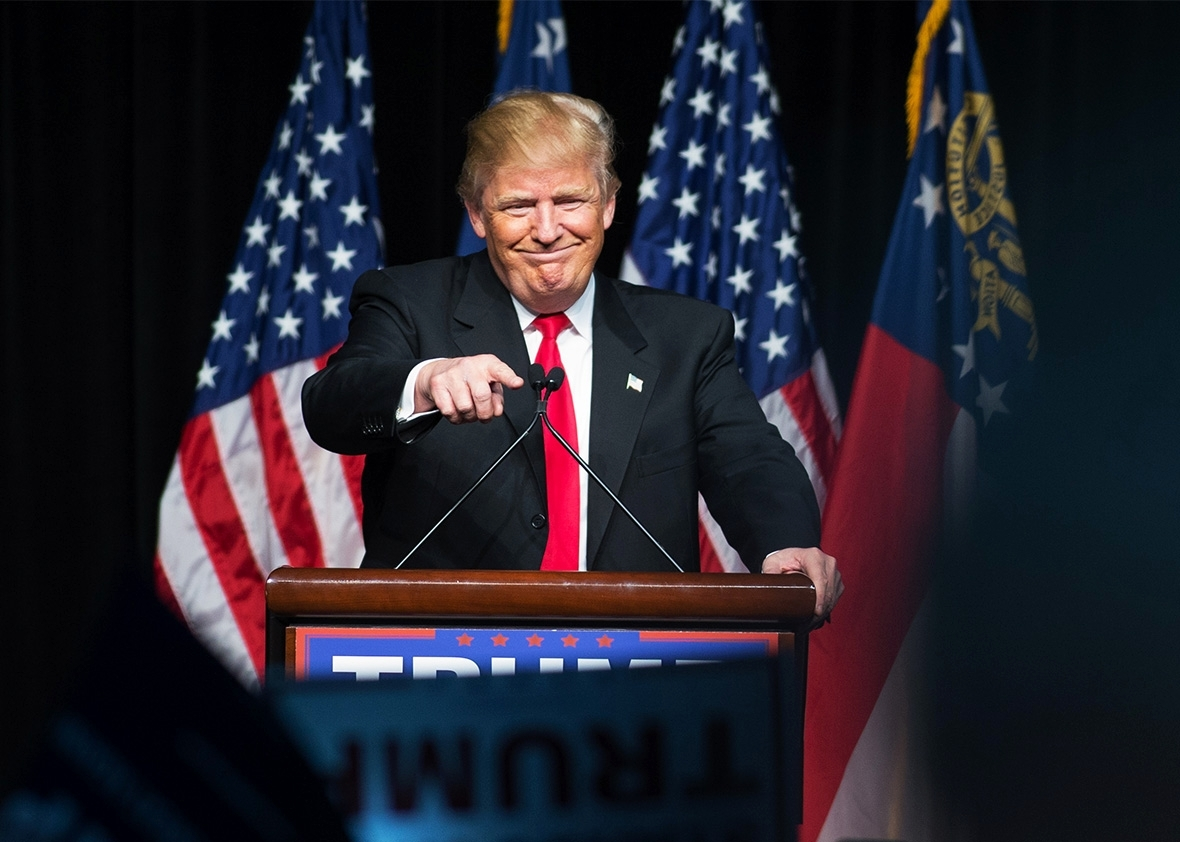 Donald Trump officially becomes the 2016 Republican Nominee for US President