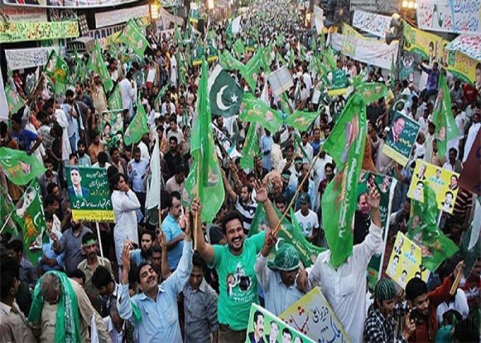 Pakistan holds election to PoK Assembly; 2.67 million voters to elect new MLAs