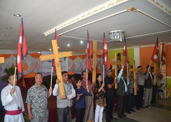 Eight Christians face trial for alleged conversion bid in Nepal school