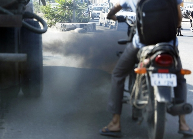 Government gives a brief account of steps taken to check vehicular pollution across the nation